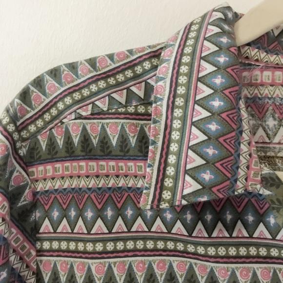50% OFF Vintage 100% cotton shirt
